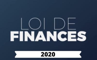Loi de finances 2020 : fiscalité des personnes physiques